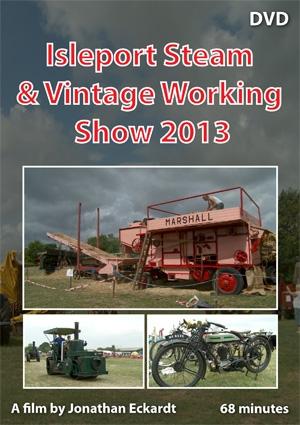 Isleport Steam & Vintage Show 2013 DVD